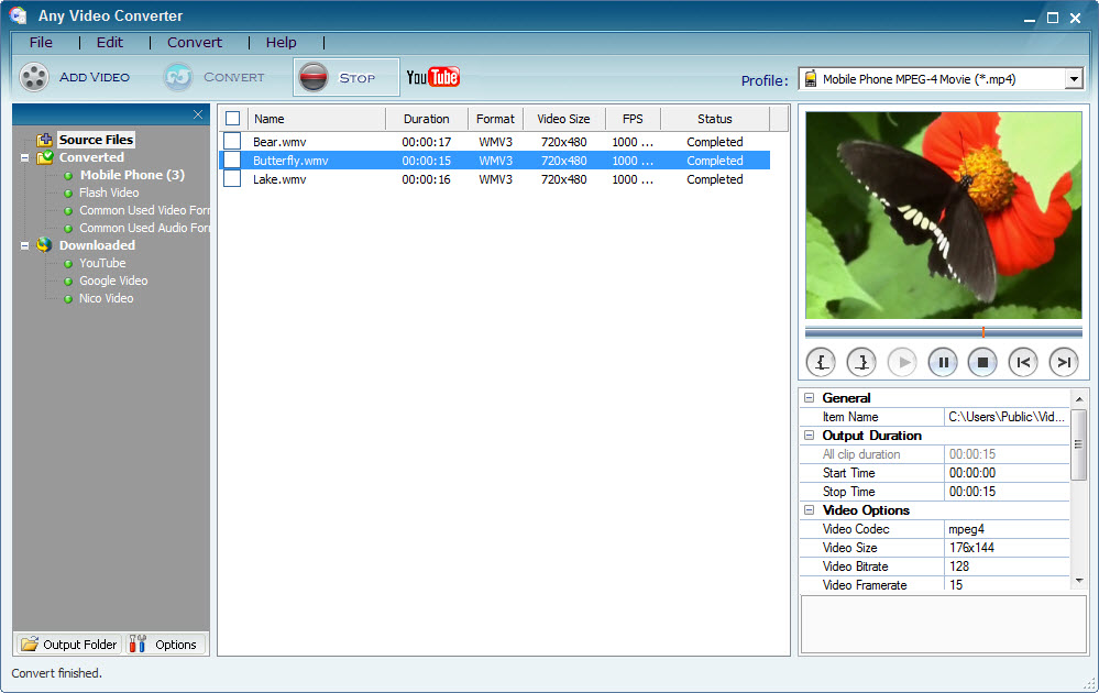 mpeg 1 converter free  full version
