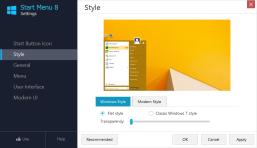 start menu 8 best features
