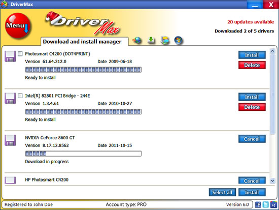 Download Free DriverMax