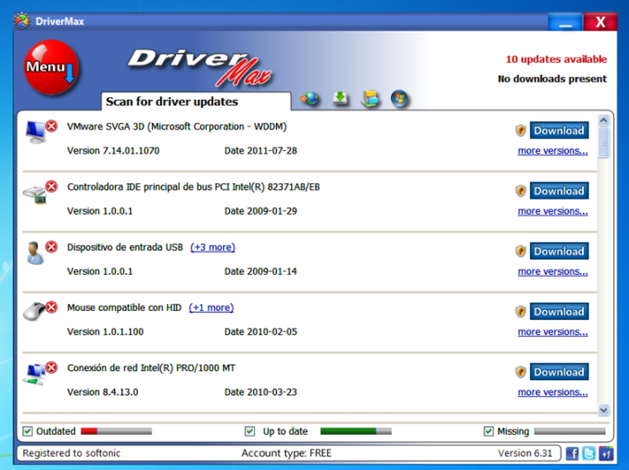 DriverMax Free Download