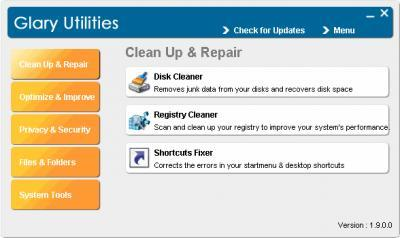 Download Free Glary Utilities