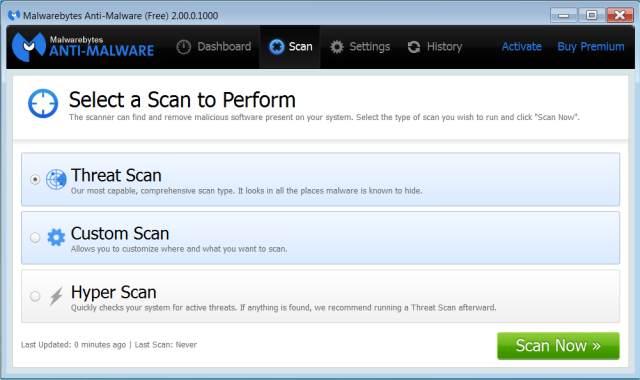 Malwarebytes Anti-Malware Latest Version Free Download