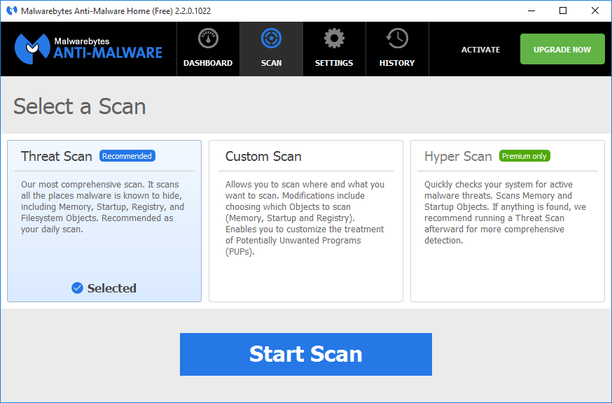 Malwarebytes Anti-Malware Latest Version Free
