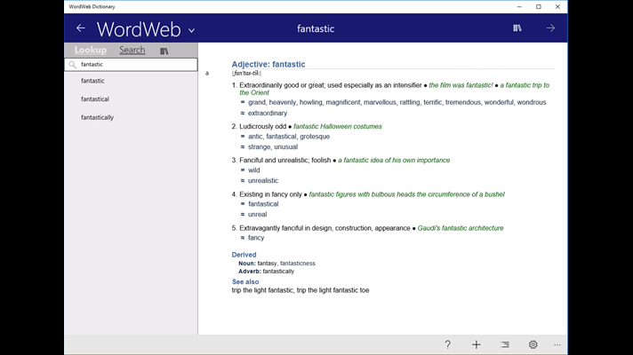 wordWeb 8 Free Download