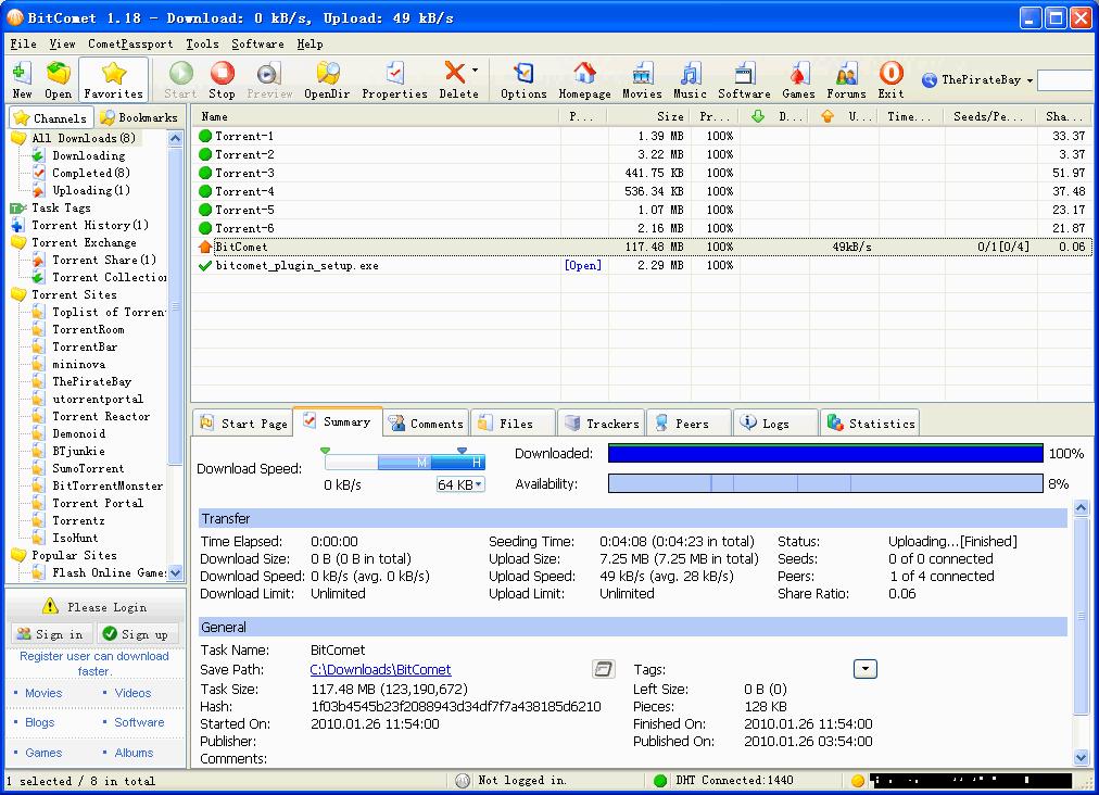Free BitComet Download
