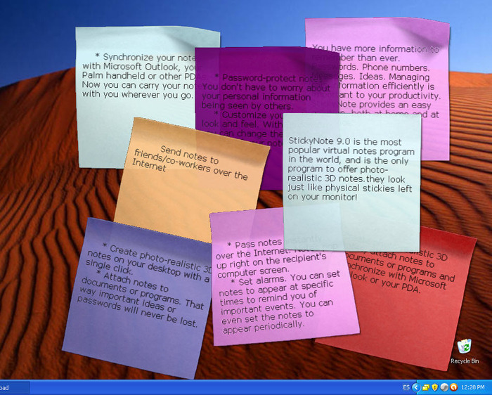 Simple Sticky Notes Latest Version Free