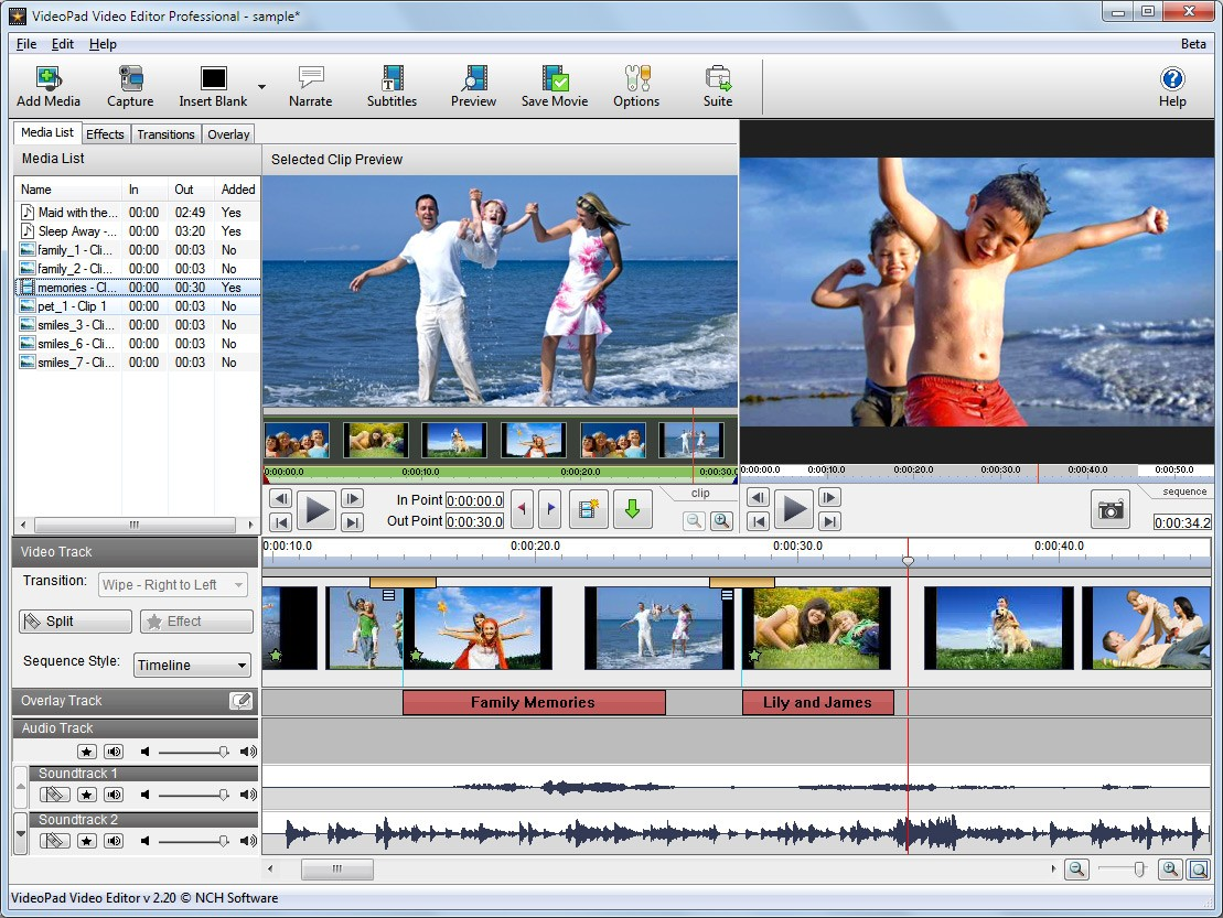 Vsdc video editor free download Free photo software