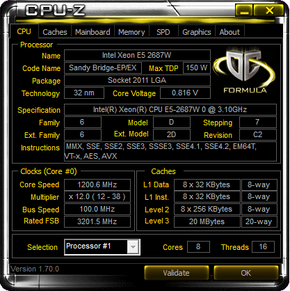 CPU-Z Latest Version Free