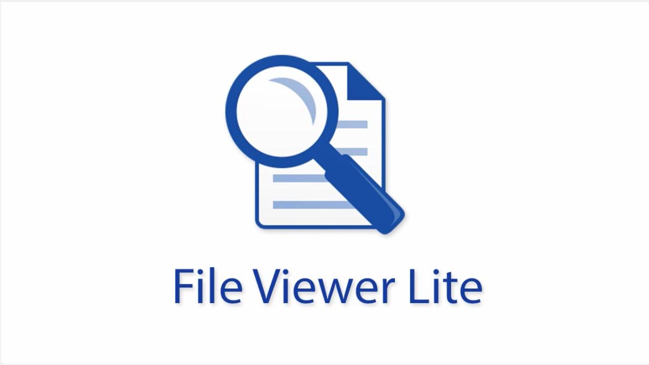 File Viewer Lite Free Download