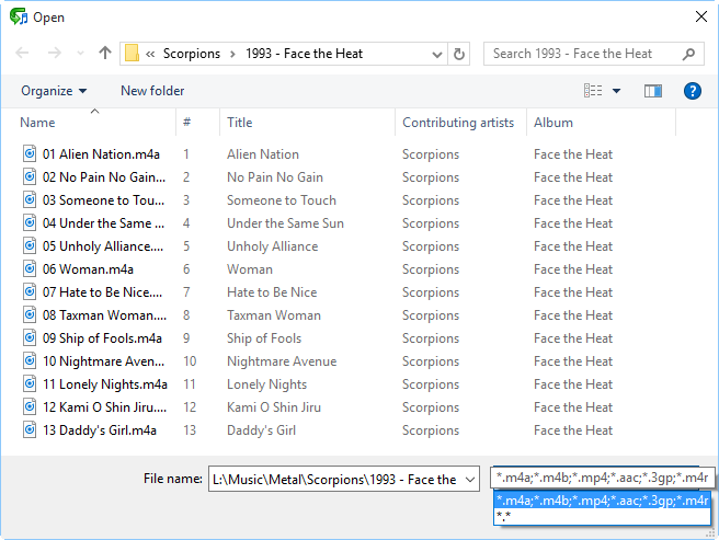 M4A To MP3 Converter Free