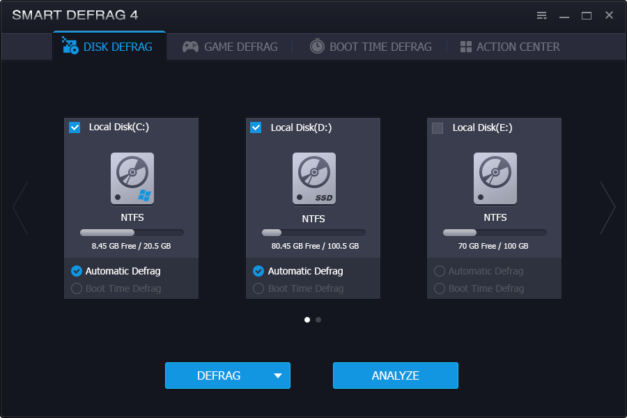 Smart Defrag Latest Version Free Download