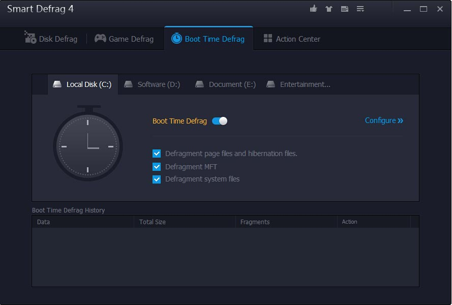 Smart Defrag Latest Version Free