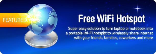 WiFi Hotspot Free