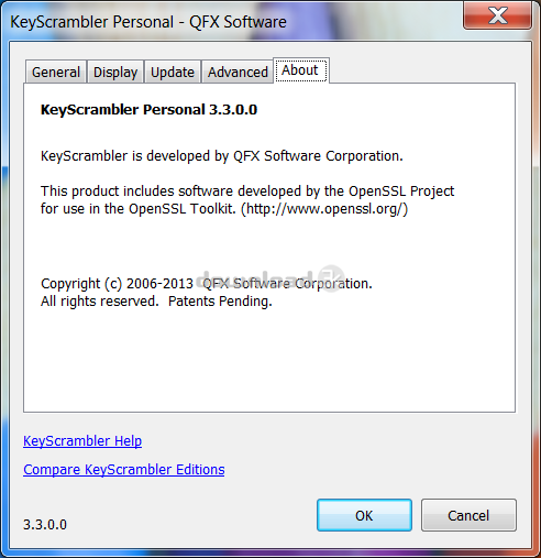 KeyScrambler Personal Latest Version Free