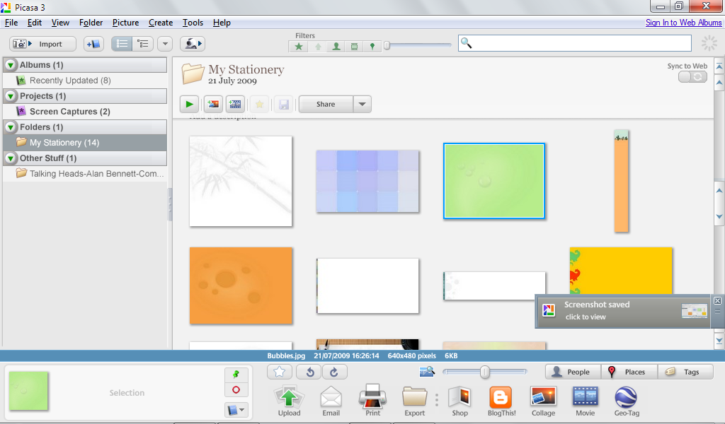 Picasa Latest Version Free Download