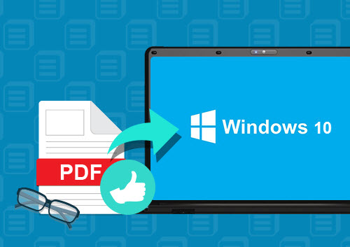 latest pdf reader download for windows 10
