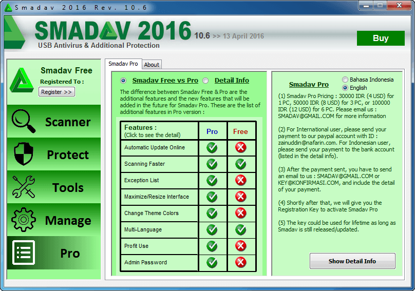 Free SmadAV 2016