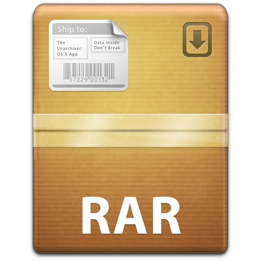 Open RAR Files