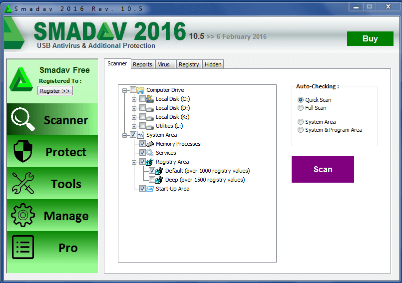 SmadAV 2016 Free