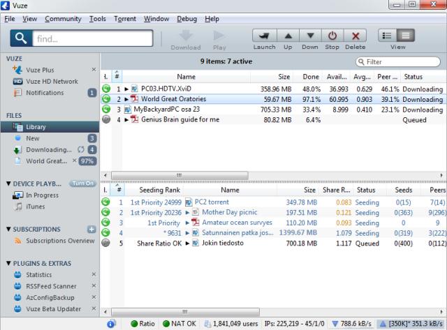 Download Free Vuze