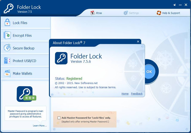 Folder Lock Free