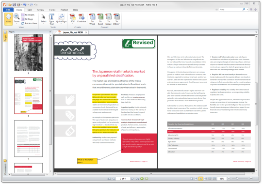 Free Nitro PDF Reader