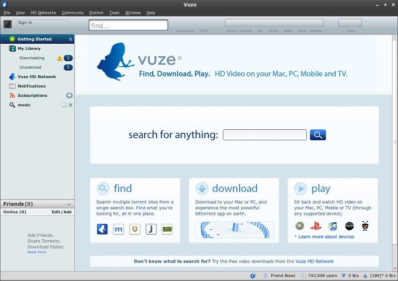 Free Vuze