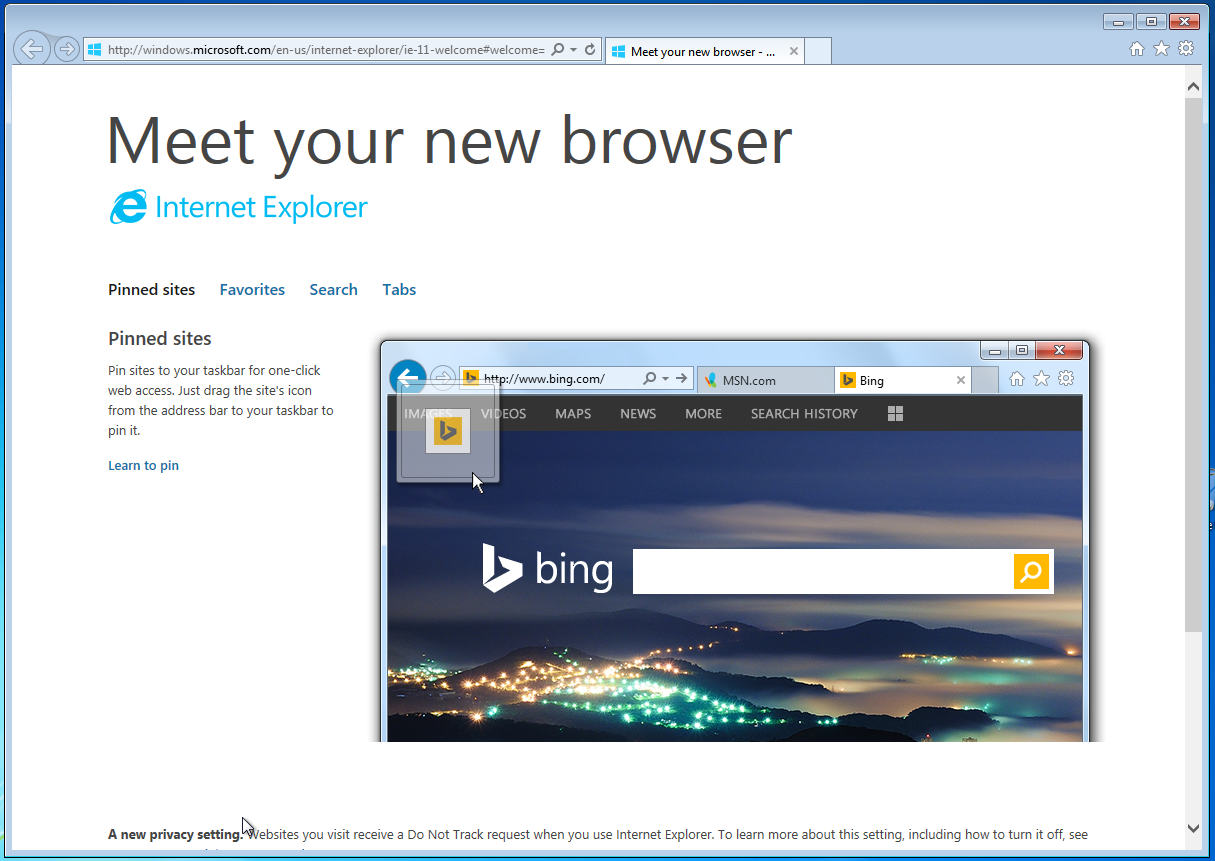 Internet explorer 11 for windows 7 the best web for Web and windows