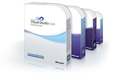 Microsoft Visual Studio 2010 Professional Free