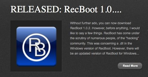 RecBoot Free