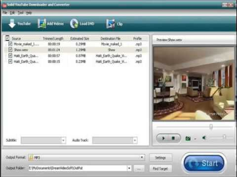 Solid YouTube Downloader and Converter Free