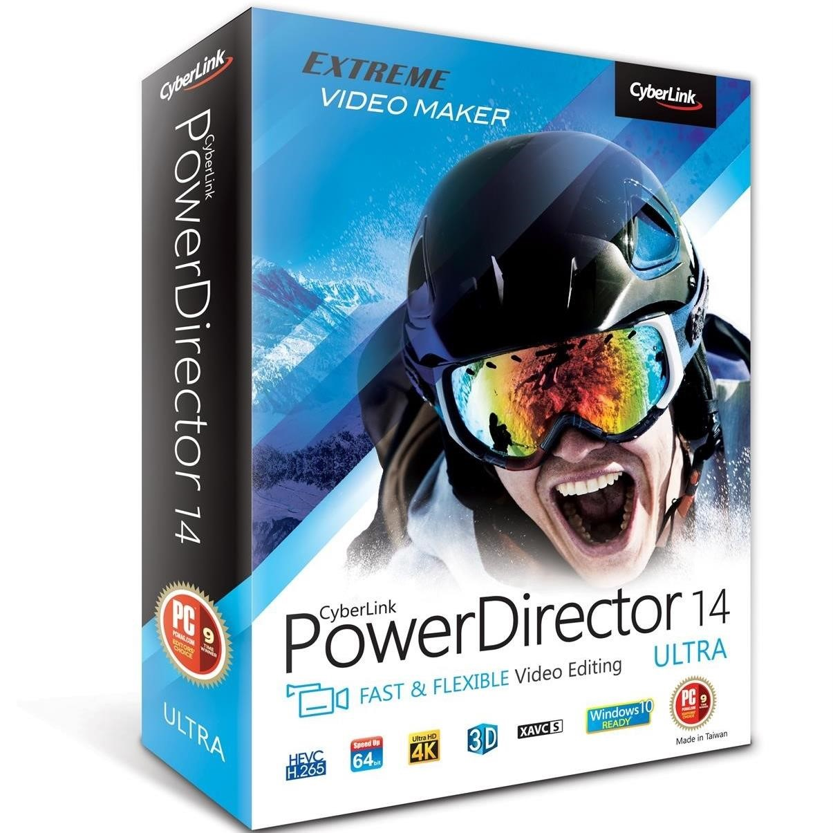CyberLink PowerDirector Free Download