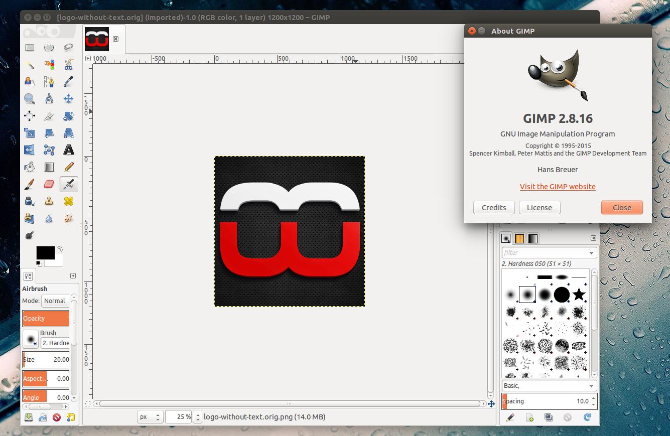 GIMP Latest Version Free Download