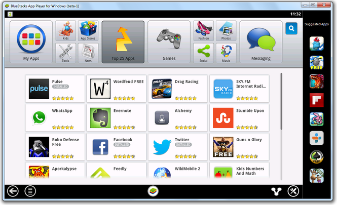 bluestacks app player download for windows 7