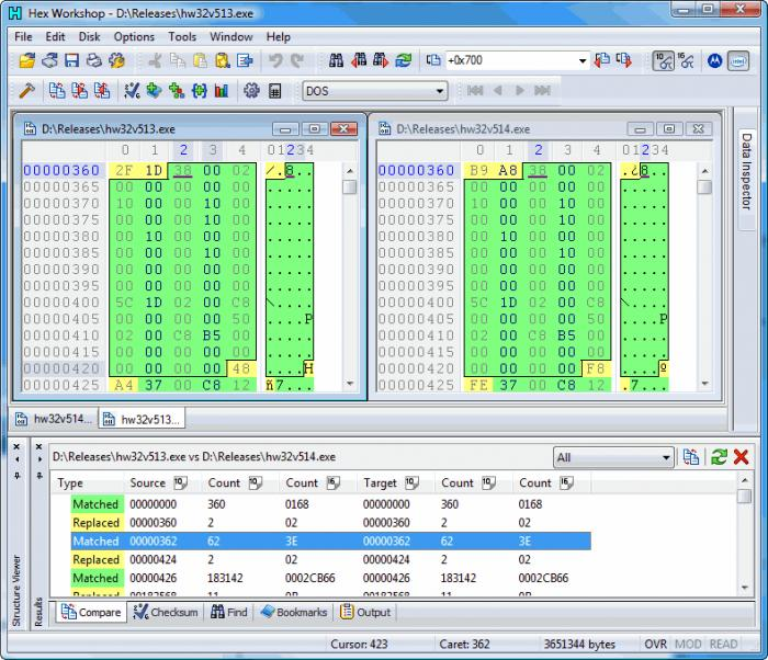 hex workshop hex editor free download