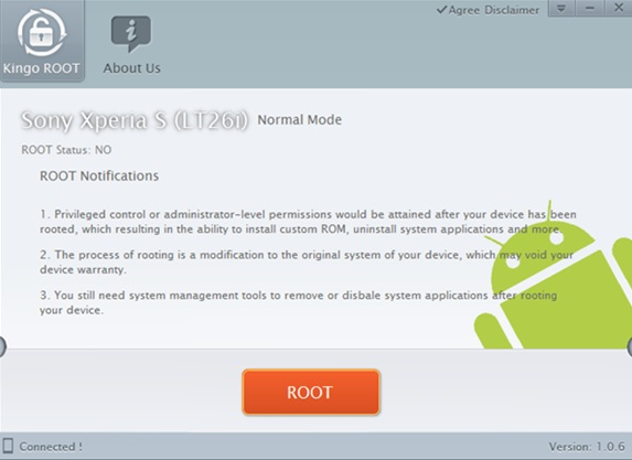 kingo android root latest version