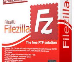 FileZilla Portable 3.22.1 Free Download