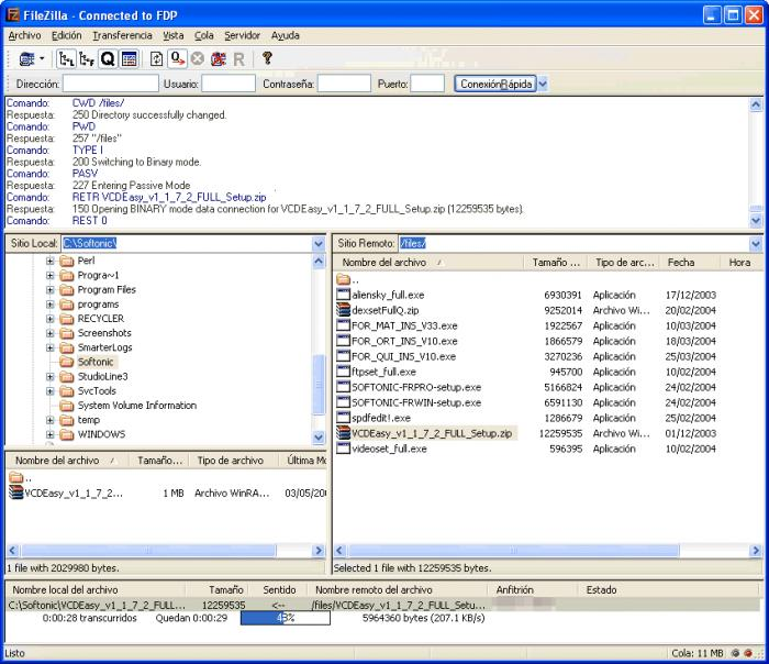 filezilla software free download