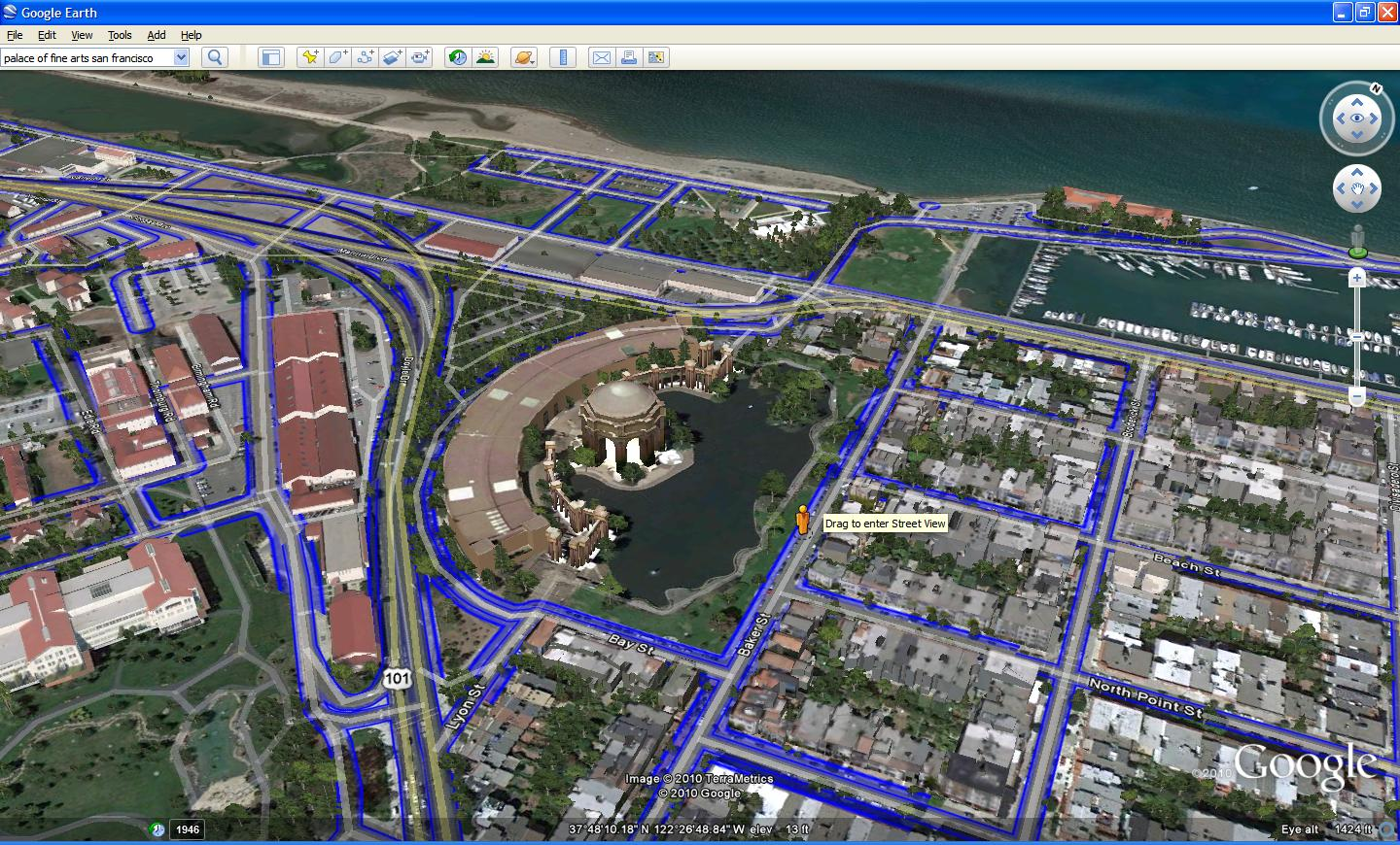 Google Earth Free Download for windows