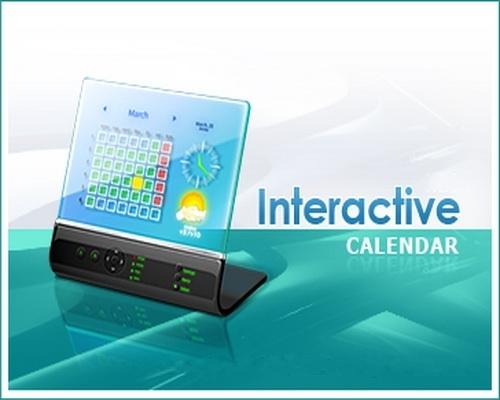Interactive Calendar Free Download