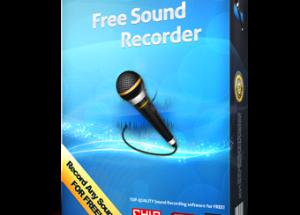 Free Sound Recorder