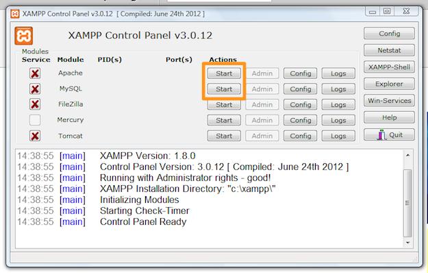 XAMPP 5.6.28-1 Free Download offline installer