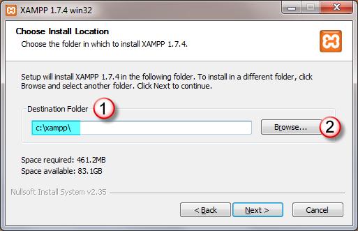 XAMPP 5.6.28-1 Free Download portable
