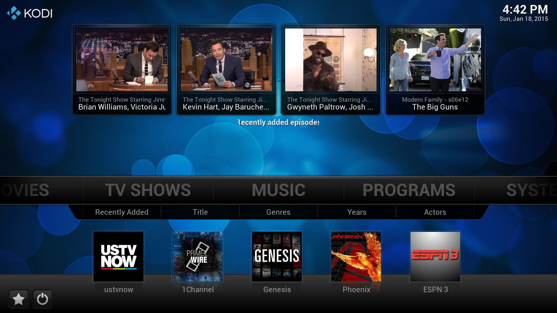 Kodi Free Download for windows