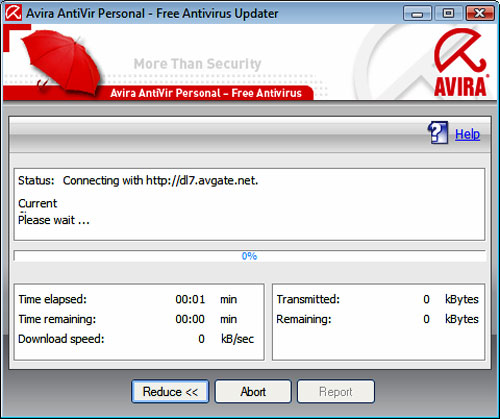 avira antivirus update free download for windows 7