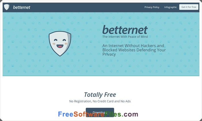 Betternet Free Download for pc
