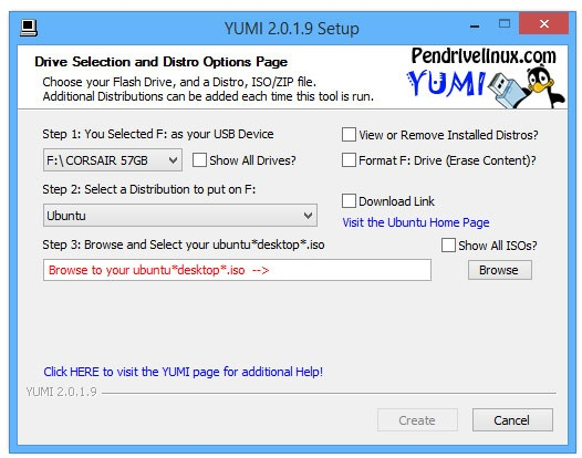 YUMI Multiboot USB Creator Free Download