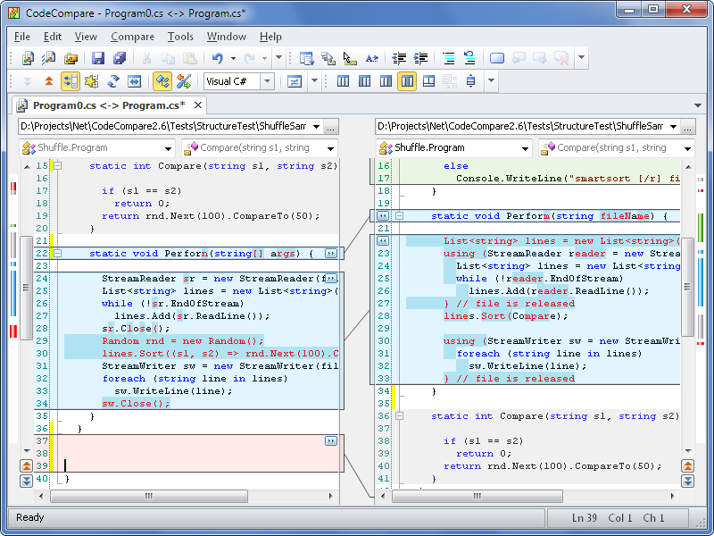 Code Compare 4.2.221 Free Download for pc