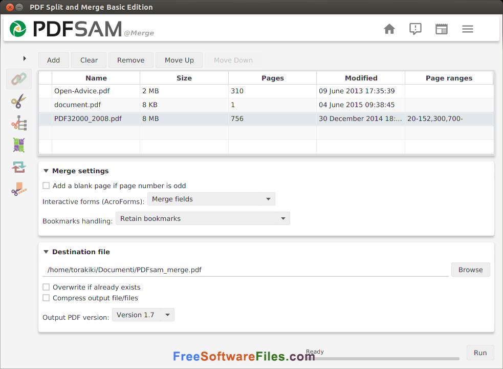 pdf merger free download full version