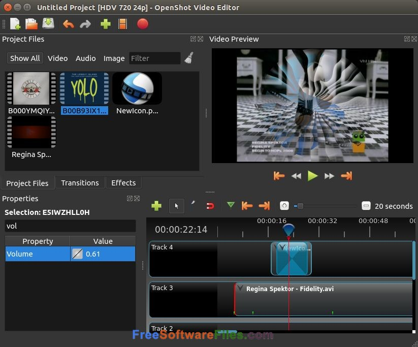 Openshot Video Editor 2 3 1 Beta Free